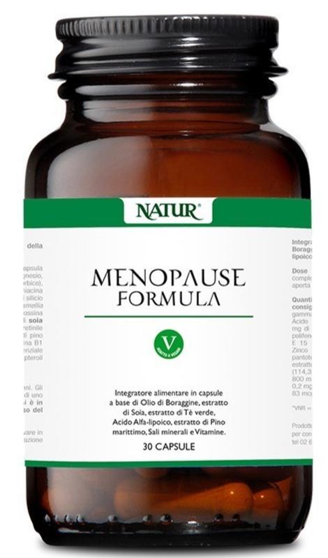 MENOPAUSE FORMULA 30 CAPSULE DA 400 MG