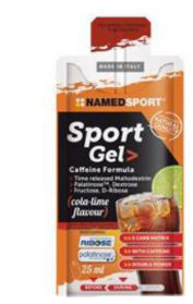 SPORT GEL COLA LIME 25 ML - FARMAPRIME