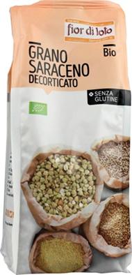 GRANO SARACENO SENZA GLUTINE BIO 400 G - farmaciadeglispeziali.it