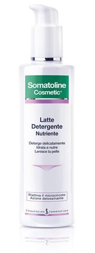 SOMATOLINE COSMETIC VISO LATTE DETERGENTE NUTRIENTE 200 ML - Farmaseller
