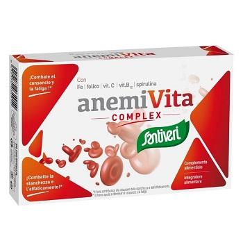 ANEMIVITA COMPLEX 40 CAPSULE - Farmacia Centrale Dr. Monteleone Adriano