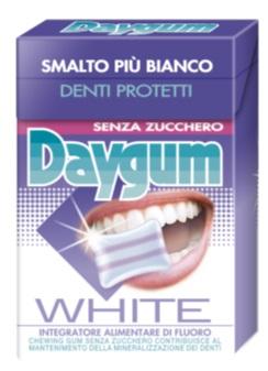 DAYGUM WHITE - Farmaconvenienza.it