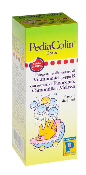 PEDIACOLIN GOCCE 30 ML - Farmajoy