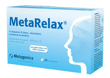 METARELAX NEW 45 COMPRESSE - Farmawing