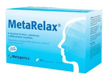 METARELAX NEW 90 COMPRESSE - Farmawing