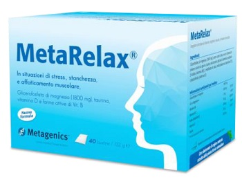 METARELAX 40 BUSTINE NEW - Farmawing