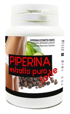 PIPERINA ESRATTO PURO 60 CAPSULE