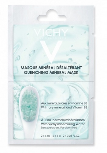 MASCHERA MINERALE DISSETANTE 2X6 ML - Farmaunclick.it