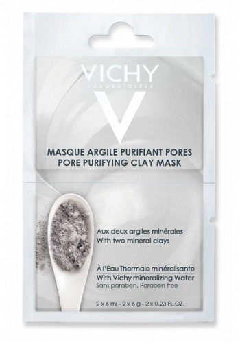 MASCHERA ARGILLA PURIF 2X6 ML - Farmagolden.it