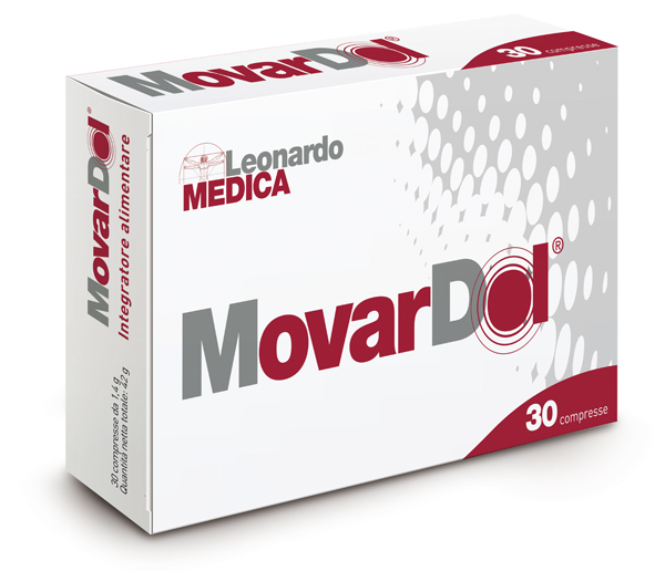 MOVARDOL 30 COMPRESSE - Zfarmacia