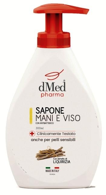 DMED PHARMA SAPONE SANIFICANTE MANI 300 ML - farmaventura.it