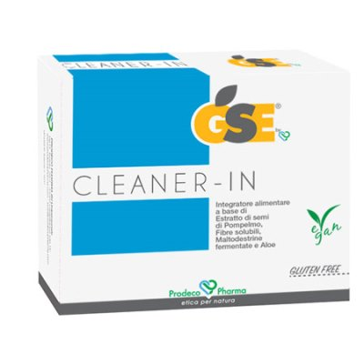 GSE CLEANER-IN 14 BUSTINE MONODOSE DA 5,45 G - Farmaciaempatica.it