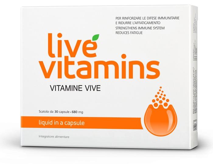 LIFE VITAMINS 30 CAPSULE - Farmastar.it