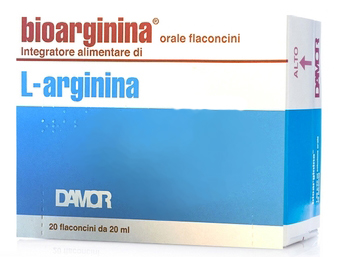 BIOARGININA ORALE 20 FLACONCINI DA 20 ML - Farmaciaempatica.it