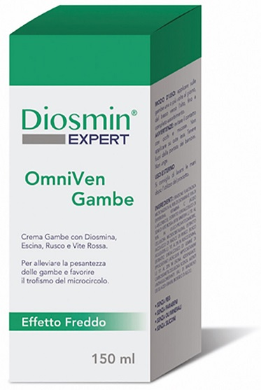 DIOSMIN EXPERT OMNIVEN GAMBE 150 ML - Farmastar.it