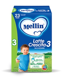 MELLIN 3 LATTE POLVERE 700 G - Farmabellezza.it