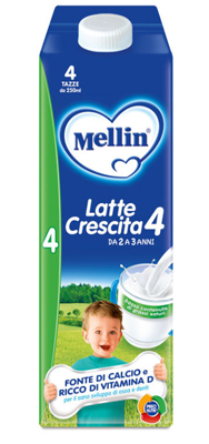 MELLIN 4 LIQUIDO 1000 ML - Carafarmacia.it
