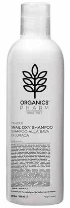 ORGANICS PHARM SHAMPOO SNAIL OXY 250 ML