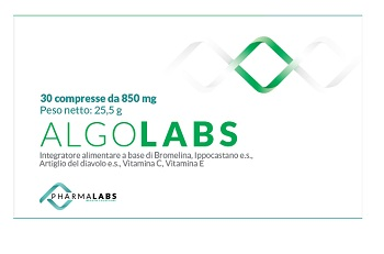 ALGOLABS 30 COMPRESSE 850 MG - Farmacia Centrale Dr. Monteleone Adriano