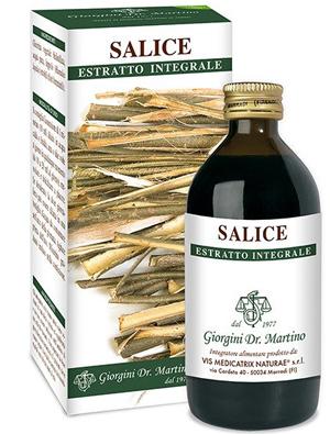 SALICE ESTRATTO INTEGRALE 200 ML - Farmaseller