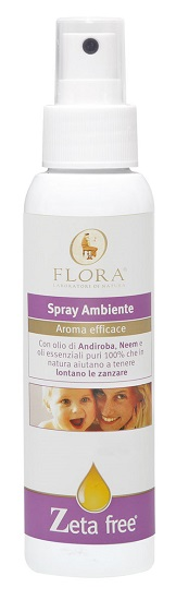 SPRAY AMBIENTE ZETA FREE 100 ML - La farmacia digitale