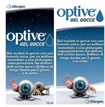 OPTIVE GEL OCULARE IN GOCCE 10 ML - Farmaci.me