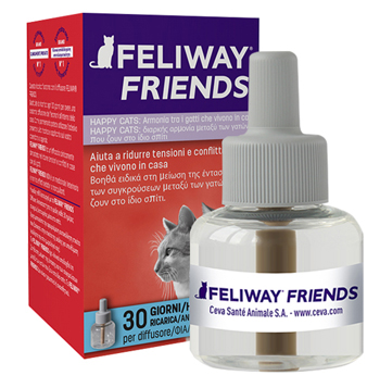 FELIWAY FRIENDS RICARICA 48 ML - Zfarmacia