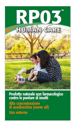 RP03 HUMAN CARE EMULSIONE 200 G