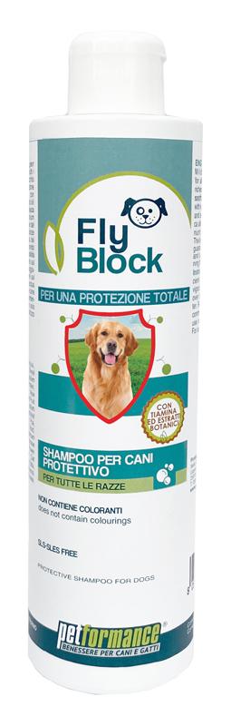 FLYBLOCK SHAMPOO SECCO CANI/GATTI 150 ML - Farmabellezza.it
