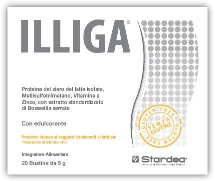 ILLIGA 20 BUSTINE - Turbofarma.it