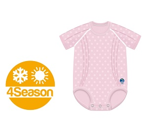 J BIMBO 4SEASON DRYARN ROSA POIS - Farmastar.it