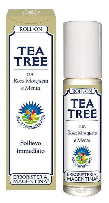 TEA TREE ROLL-ON 10 ML - Arcafarma.it