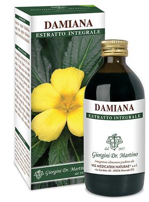 DAMIANA ESTRATTO INTEGRALE 200 ML - Farmaseller