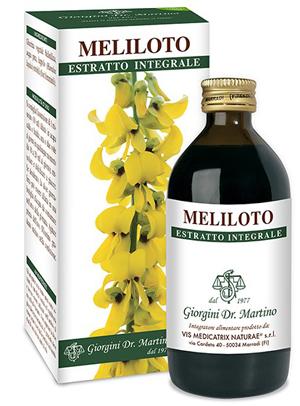 MELILOTO ESTRATTO INTEGRALE 200 ML - Farmaseller