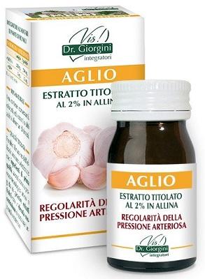 AGLIO ESTRATTO TITOLATO 60 PASTIGLIE - latuafarmaciaonline.it