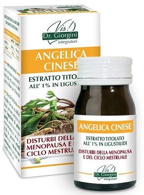 ANGELICA CINESE ESTRATTO TITOLATO 60 PASTIGLIE - Farmacia Centrale Dr. Monteleone Adriano