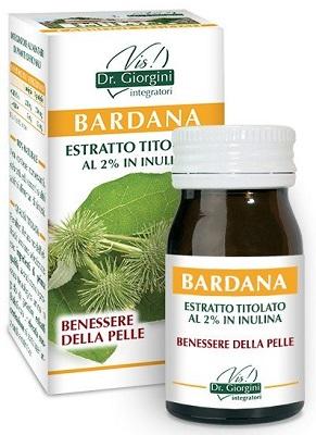 BARDANA ESTRATTO TITOLATO 60 PASTIGLIE - Farmaseller