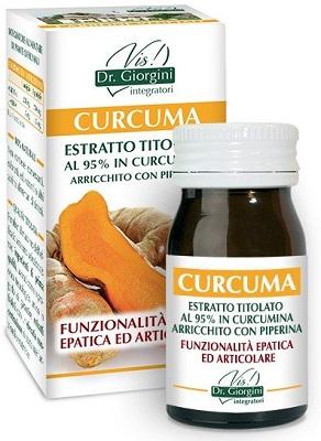 CURCUMA ESTRATTO TITOLATO 60 PASTIGLIE - farmaventura.it