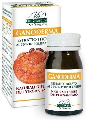 GANODERMA ESTRATTO TITOLATO 60 PASTIGLIE - Farmastar.it