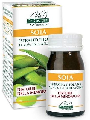 SOIA ESTRATTO TITOLATO 60 PASTIGLIE - Farmacia Centrale Dr. Monteleone Adriano