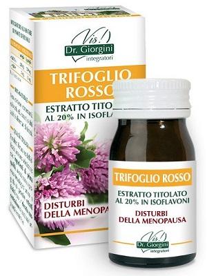 TRIFOGLIO ROSSO ESTRATTO TITOLATO 60 PASTIGLIE - Farmacia 33