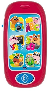 CHICCO GIOCO SMARTPHONE ANIMALI - Farmia.it