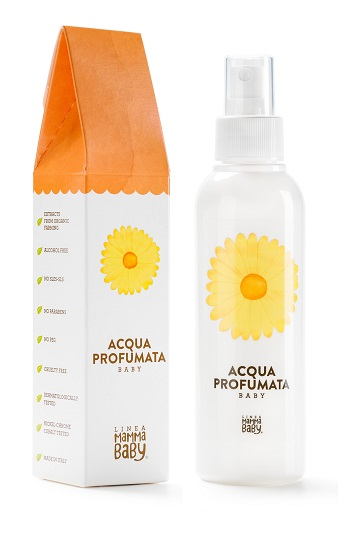 LINEA MAMMABABY ACQUA PROFUMATA BABY 150 ML - Spacefarma.it