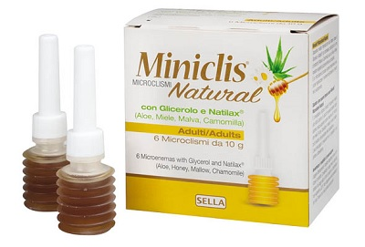 MINICLIS NATURAL MD AD 6 PEZZI - La farmacia digitale