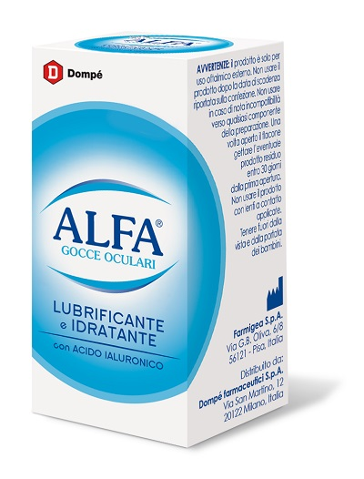 ALFA LUBRIFICANTE 10 ML - FarmaHub.it