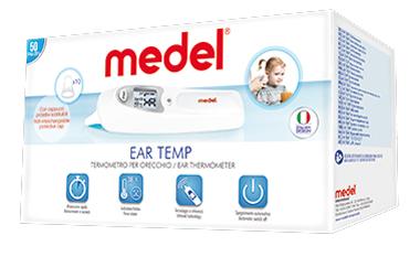 TERMOMETRO MEDEL EAR TEMP - Farmajoy