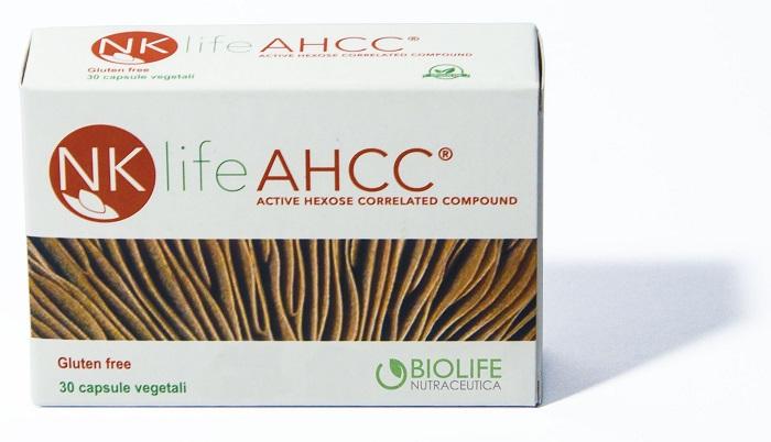 NKLIFE AHCC 30 CAPSULE - Farmastar.it