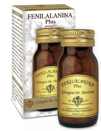 FENILALANINA PLUS 100 PASTIGLIE - Farmastar.it