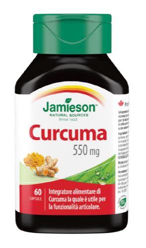 JAMIESON CURCUMA 60 CAPSULE