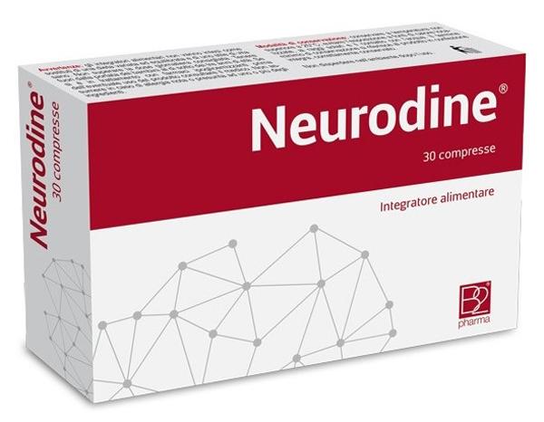 NEURODINE 30 COMPRESSE - pharmaluna
